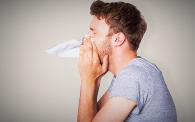'Tis the season to be… totally and utterly fed up with Hay Fever!